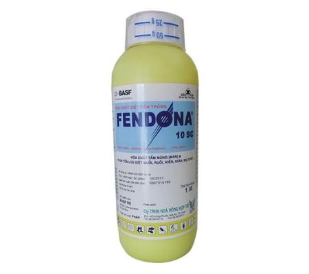 FENDONA 10SC THUỐC DIỆT CÔN TRÙNG