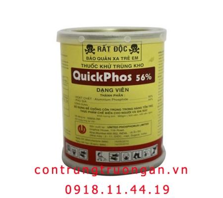 Thuốc khử trùng diệt mọt Quick Phos
